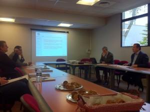 Petit-déjeuner de rencontres organisé avec la CGPME 92